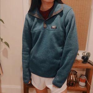 L.L Bean Pullover Fleece